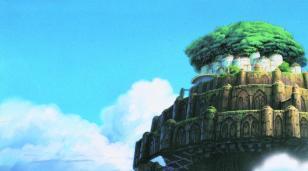 Castle in the Sky Original Soundtrack, 1986.