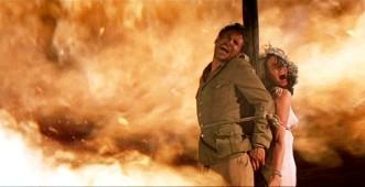 Indiana Jones e Os Caçadores da Arca Perdida, 1981.