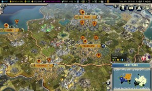 Civilization V, 2010-2013
