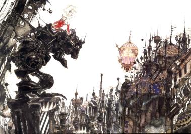 Final Fantasy VI Original Sound Version, 1994