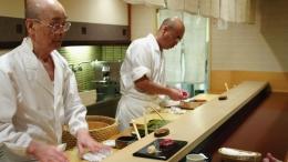 Jiro Dreams of Sushi, 2011.