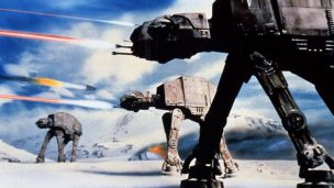 Star Wars: Episode V – The Empire Strikes Back, 1980.