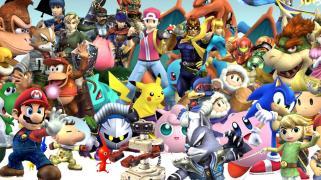 Super Smash Bros. Brawl - Main Theme, 2008.