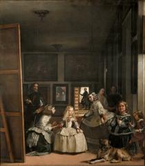 Las Meninas, 1656.
