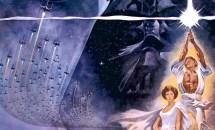 Star Wars Episódio IV: Uma Nova Esperança, 1977.