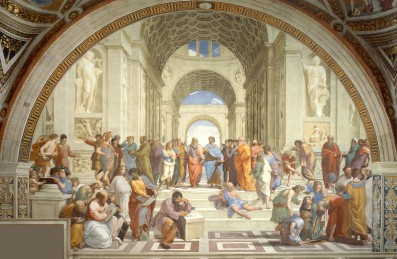 The School of Athens, 1509-1511.