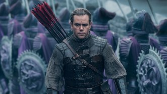 The Great Wall, 2016. Nota: 53/100